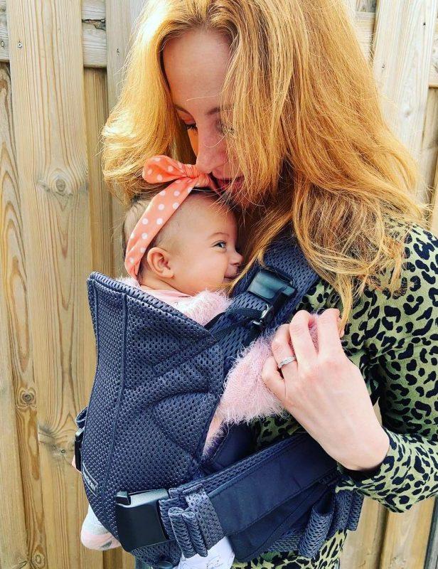 Zwangere mamablogger - fotocredits: Babybanjo,nl