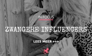 In fpcus: samenwerken met Zwangere influencers