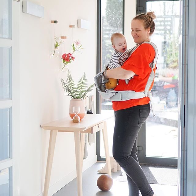 Influencercampagne Babybjorn - mom influencer