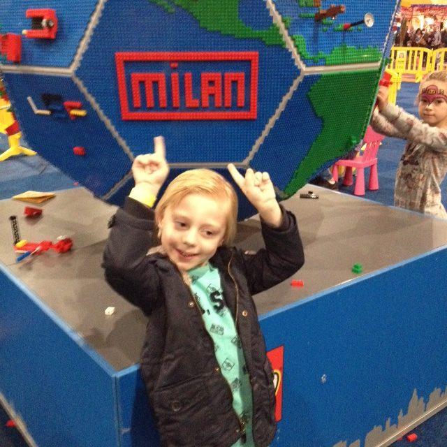 Verslag dagje weg Lego World mamablogger - sponsored story